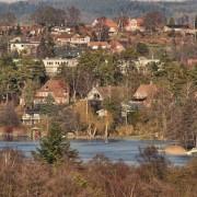 Ry set fra Langebakke